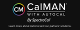 CalMAN SpectraCal's color display calibration software